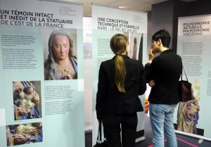 L'exposition à Metz