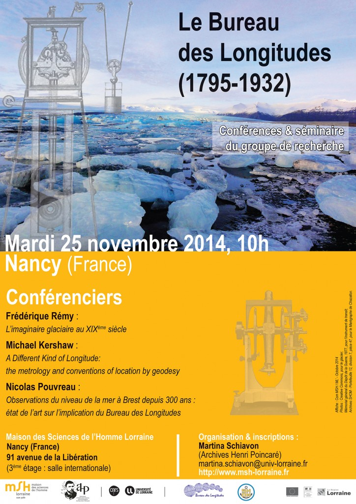 Affiche colloque BDL 2014