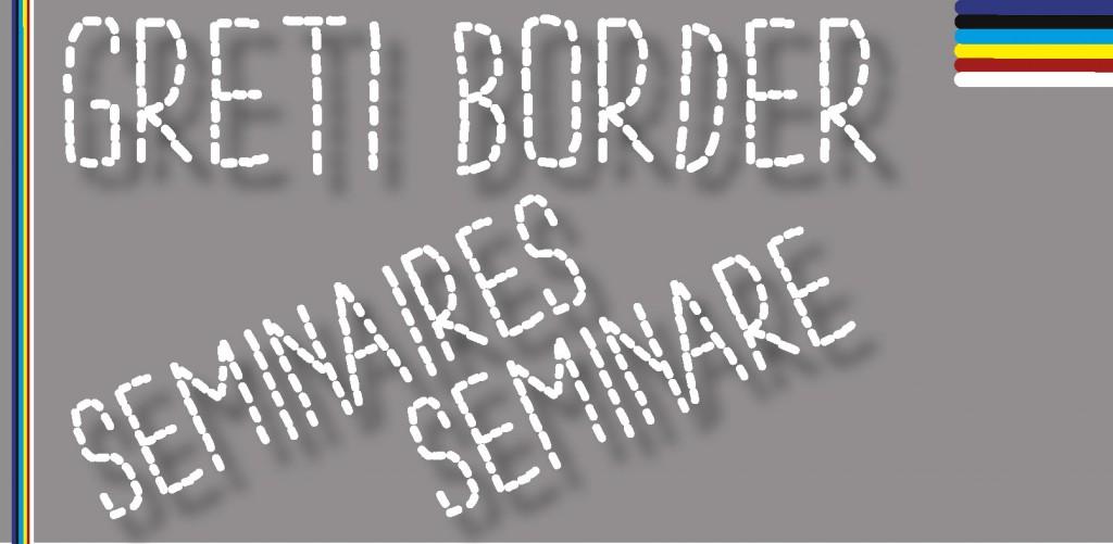 Logo GRETI Border Seminaire